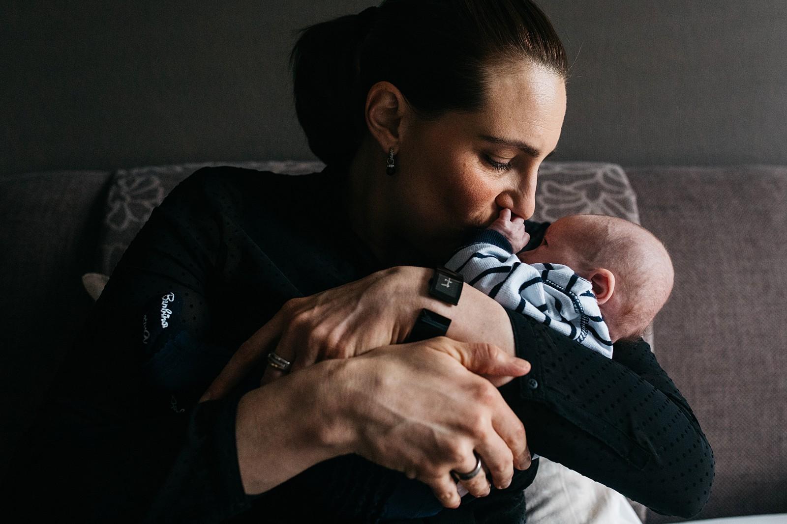 mama troost newborn