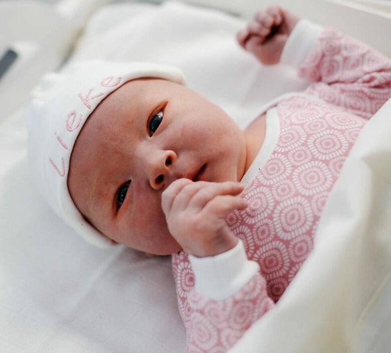 baby net na geboorte