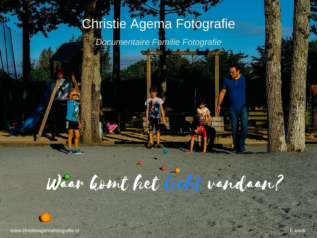 gratis e-book over licht fotografie